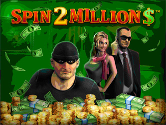 Spin 2 Million $ Fruit Machine